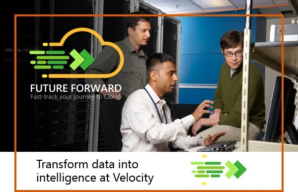 Transform Data into intelligence at Velocity - Event